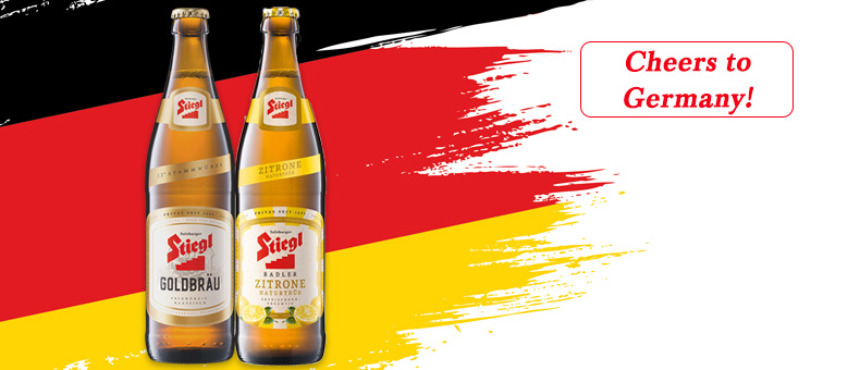 Cheers to Germany